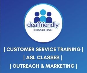 Deaf-Friendly Consulting