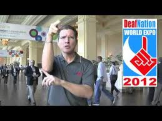 deaffriendly | deafREVIEW is Going to DeafNation World Expo